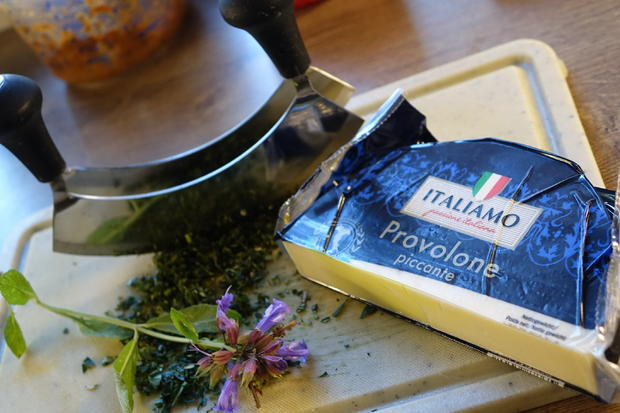 Knusprige Pollo Fino- Saltimbocca - Rezept - Bild Nr. 5836