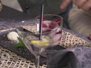 Himbeercreme mit Kokospraline - Rezept - Bild Nr. 2