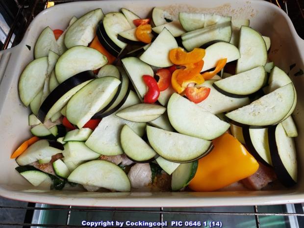 """Biggi`s One Pot = sommerlicher """"Gemüseeintopf""""  - Rezept - Bild Nr. 5847"""