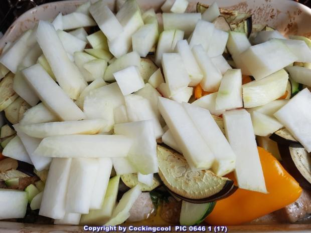 """Sommerlicher """"Gemüseeintopf"""" - Rezept - Bild Nr. 5851"""