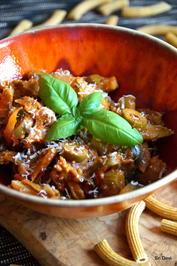 Vegetarisches Nudelgericht: One-Pot-Pasta - Rezept - Bild Nr. 2