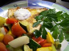 Hauptsache geschmortes Gemüse  ... - Rezept - Bild Nr. 5843