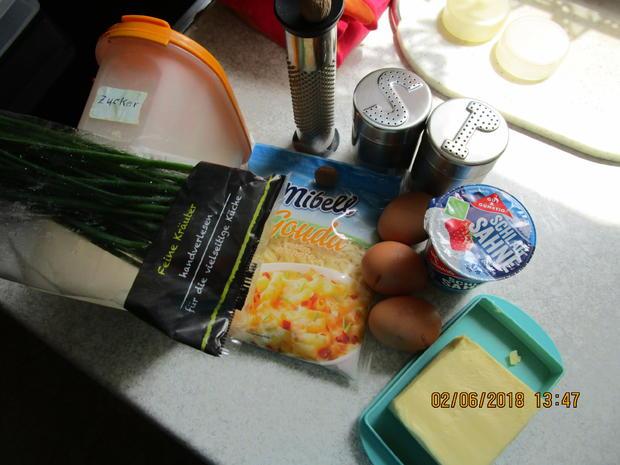 Auflauf:  Spargel mit Schinken und Käse-Sahne-Sauce - Rezept - Bild Nr. 5845