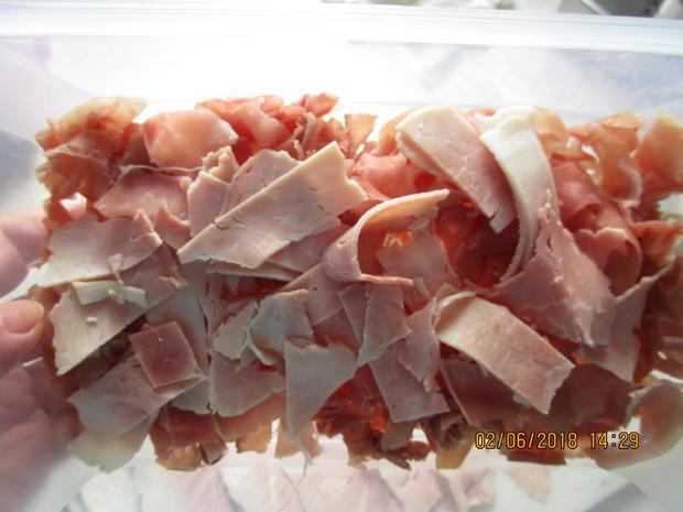Auflauf:  Spargel mit Schinken und Käse-Sahne-Sauce - Rezept - Bild Nr. 5849