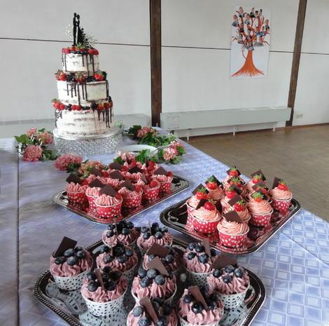 Rührteig:   SCHOKOLADEN ~ CUP ~ CAKE - Rezept - Bild Nr. 3
