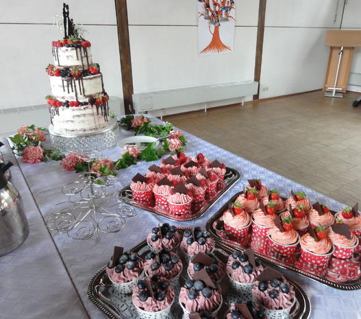 Rührteig:   SCHOKOLADEN ~ CUP ~ CAKE - Rezept - Bild Nr. 2