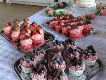 Rührteig:   SCHOKOLADEN ~ CUP ~ CAKE - Rezept - Bild Nr. 6