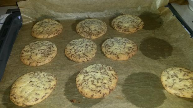 Schokocookies sehr schnell, und super lecker - Rezept - Bild Nr. 5855