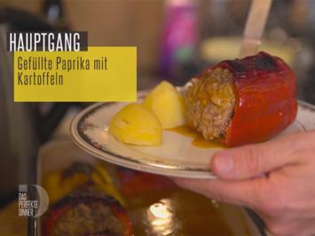 Gefüllte Paprika mit Rinderhackfleisch - Rezept - Bild Nr. 3