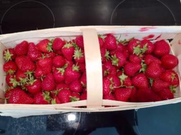 Rezept: Erdbeer Kokos Mohn Marmelade