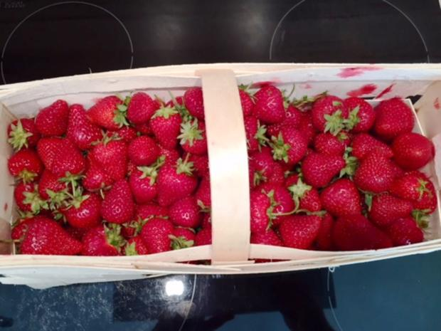 Erdbeer Kokos Mohn Marmelade - Rezept - Bild Nr. 5886