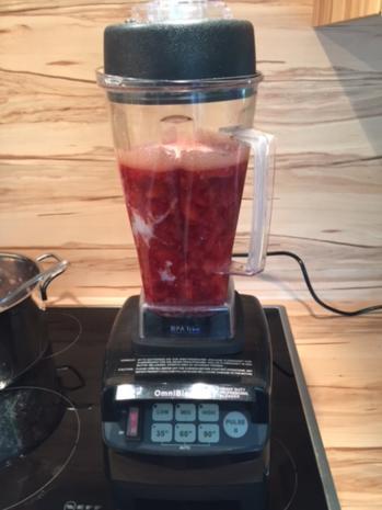 Erdbeer Kokos Mohn Marmelade - Rezept - Bild Nr. 5892