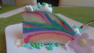 Rezept: Regenbogen-Kuppel