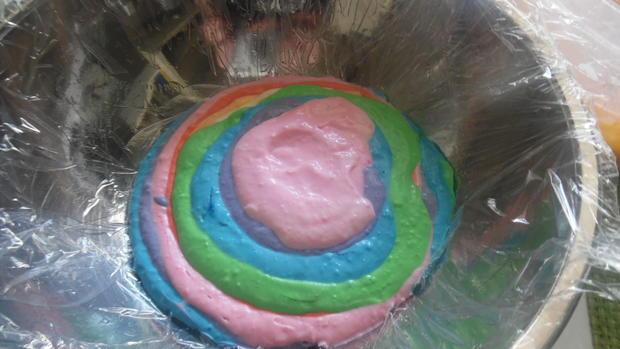 Regenbogen-Kuppel - Rezept - Bild Nr. 5892