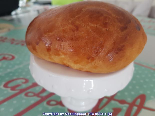 """Oma Löffel`s Brötchen = """"Milchbrötchen"""" so wie sie früher geschmeckt haben - Rezept - Bild Nr. 5888"""