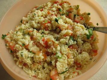 Couscous-Salat - Rezept - Bild Nr. 5886