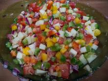 Salat: Apfel-Kren-Salat - Rezept - Bild Nr. 2