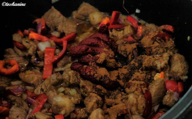 Granatenmässiges Schweinchensugo - Rezept - Bild Nr. 6