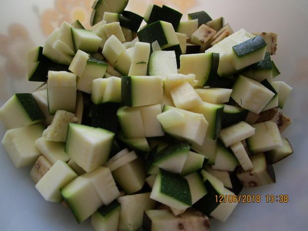 Aus der französischen Küche: Originales Ratatouille - Rezept - Bild Nr. 5898