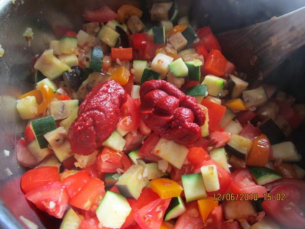 Aus der französischen Küche: Originales Ratatouille - Rezept - Bild Nr. 5905