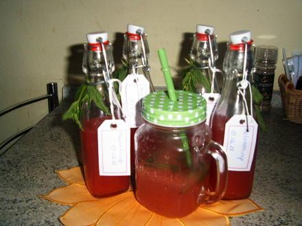 Melonen-Sirup - Rezept - Bild Nr. 5888