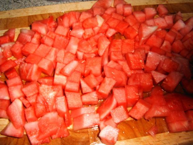 Melonen-Sirup - Rezept - Bild Nr. 5892