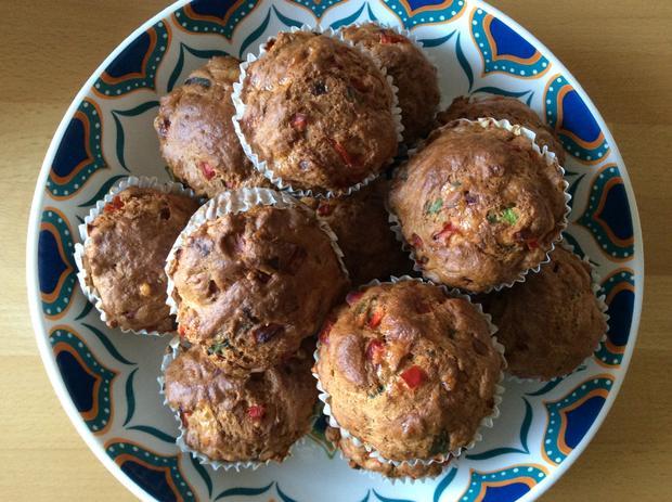Dinkel muffin rezept