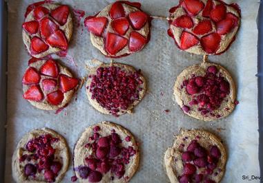 Frühstück: Kleine Ofen-Pfannkuchen - Rezept - Bild Nr. 2