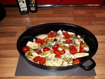 Rezept: Fenchel-Ofengemüse