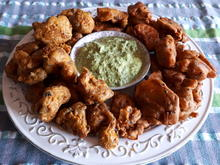 indisch: Pakoras - frittierte Happen - Rezept - Bild Nr. 5950
