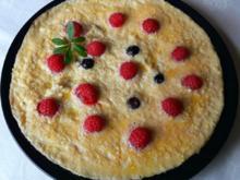 Mandel - Beeren - Omelett - Rezept - Bild Nr. 2