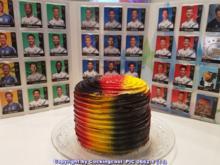 WM Torte für meinen JONI - Rezept - Bild Nr. 5968