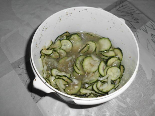 Zucchini geschüttelt - Rezept - Bild Nr. 5958