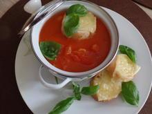 Französische Tomatensuppe - Rezept - Bild Nr. 5957