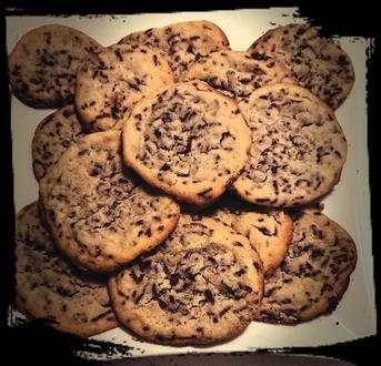 Schokoladen Cookies - Rezept - Bild Nr. 2