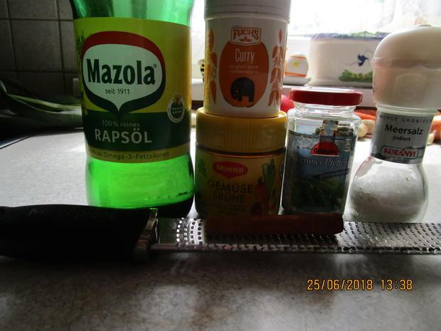 Gemüse-Curry mit Nektarinen und Schweinelachs - Rezept - Bild Nr. 5961