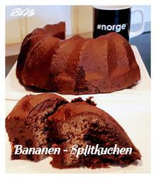 Rezept: BiNe` S BANANEN - SPLITKUCHEN