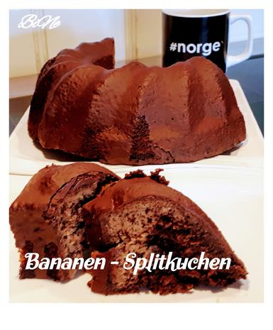 BiNe` S BANANEN - SPLITKUCHEN - Rezept - Bild Nr. 5993