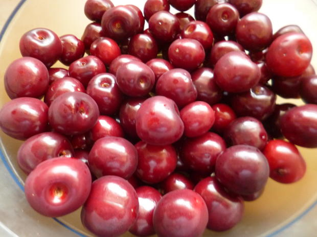 Kirschkonfitüre aus Süßkirschen - Rezept - Bild Nr. 5983