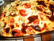 Zucchini-Tomaten-Kartoffelauflauf - Rezept - Bild Nr. 6028