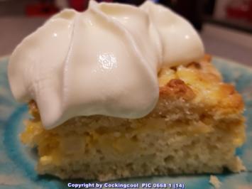 Oma Löffel`s Kuchen = Butterstreusel Blechkuchen - Rezept - Bild Nr. 6031