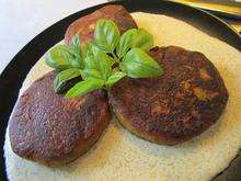 Tex-Mex-Kartoffeltaler in Käse-Sahne-Soße - Rezept - Bild Nr. 6037