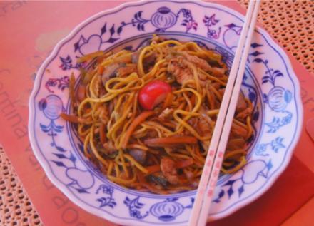 Chinawok mit Mie-Nudeln - Rezept - Bild Nr. 6037