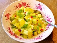 erfrischender Gurkensalat - Rezept - Bild Nr. 6038