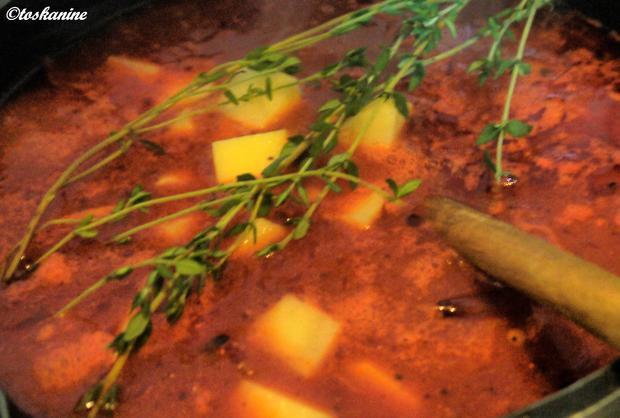 Currywurstgulasch - Rezept - Bild Nr. 9