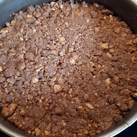 Josy's Cheesecake .. mit Zimt-Keksboden! - Rezept - Bild Nr. 6038