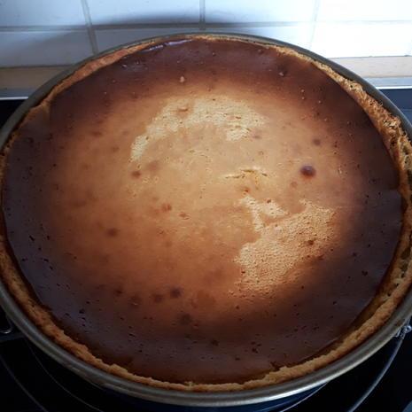 Josy's Cheesecake .. mit Zimt-Keksboden! - Rezept - Bild Nr. 6039