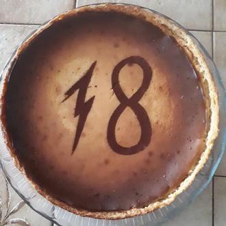 Josy's Cheesecake .. mit Zimt-Keksboden! - Rezept - Bild Nr. 6040