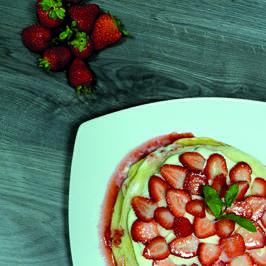 Erdbeer-Pancake-Torte - Rezept - Bild Nr. 2