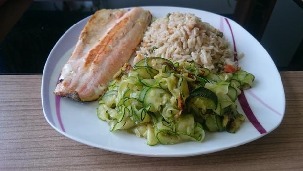 Einfaches Zucchini-Gemüse - Rezept - Bild Nr. 6060